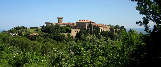 La Maremma Toscana – post Agriturismo Pratone